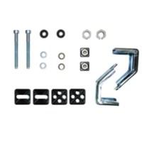 FIX02 - комплект для фиксации подвесных унитазов и биде