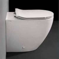AS012 - Cover Asami приставной унитаз с системой смыва AquaClean