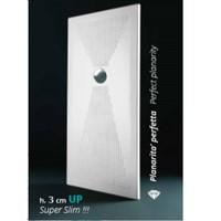 UPC88 - душевой поддон 80х80, 3 см