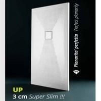 UP814 - душевой поддон 80x140, 3 см